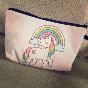 Handbags - Unicorn Cosmetic Bag